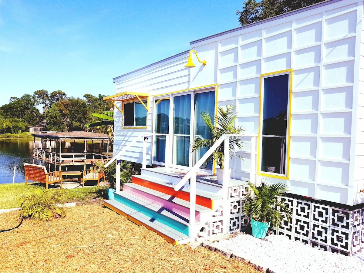 The Bermuda Tiny Houses For Rent In Orlando Florida