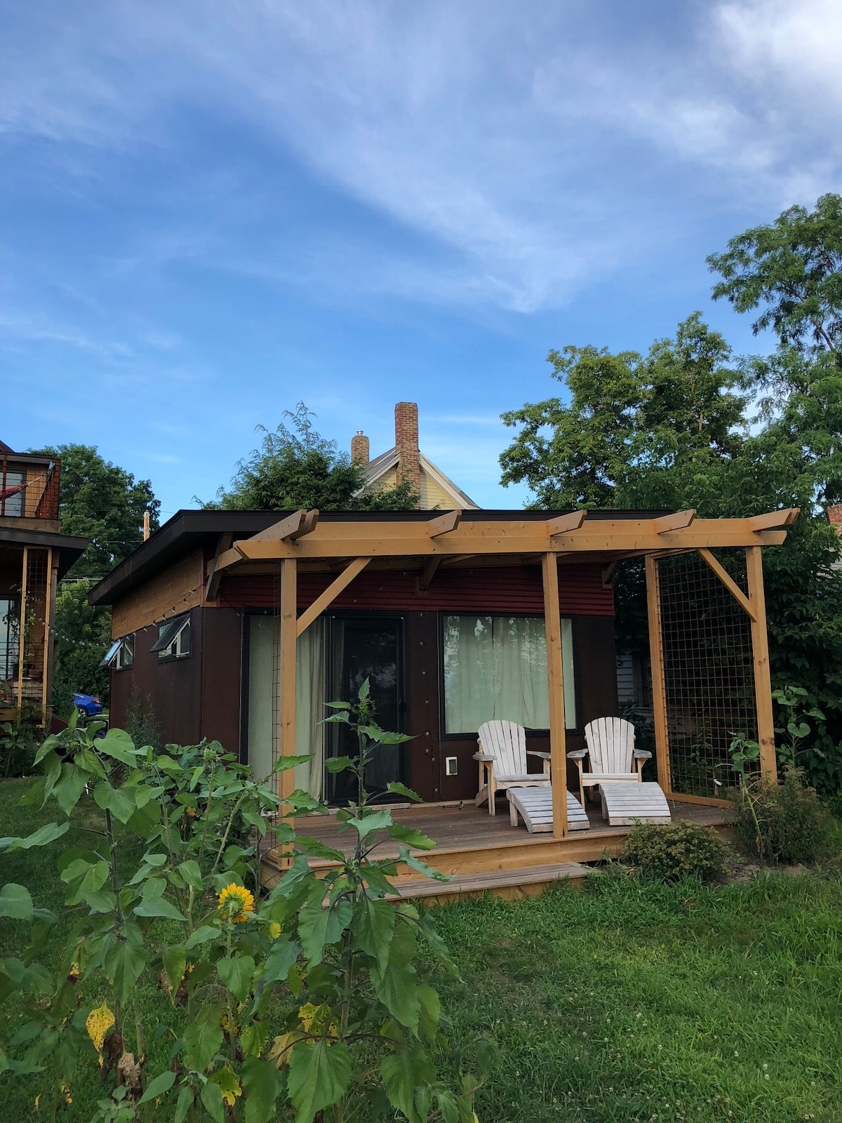 Beautiful Tiny House Lakeviews Houses For Rent In