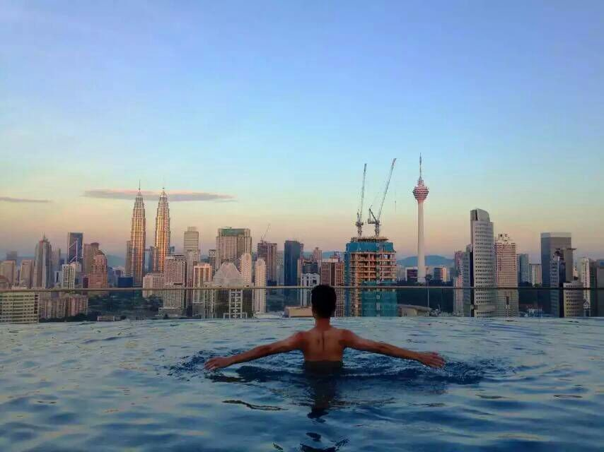 sofa shampoo 84 leather #6 rooftop infinity pool+kl view - apartments for rent in ...