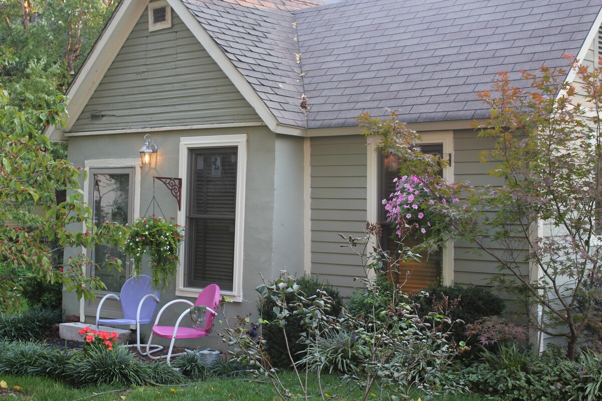 The Little House Houses For Rent In Springfield