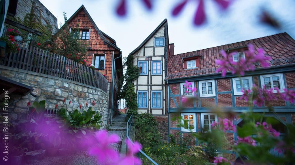 HALBES HAUS  Das Fachwerkhaus  Townhouses zur Miete in