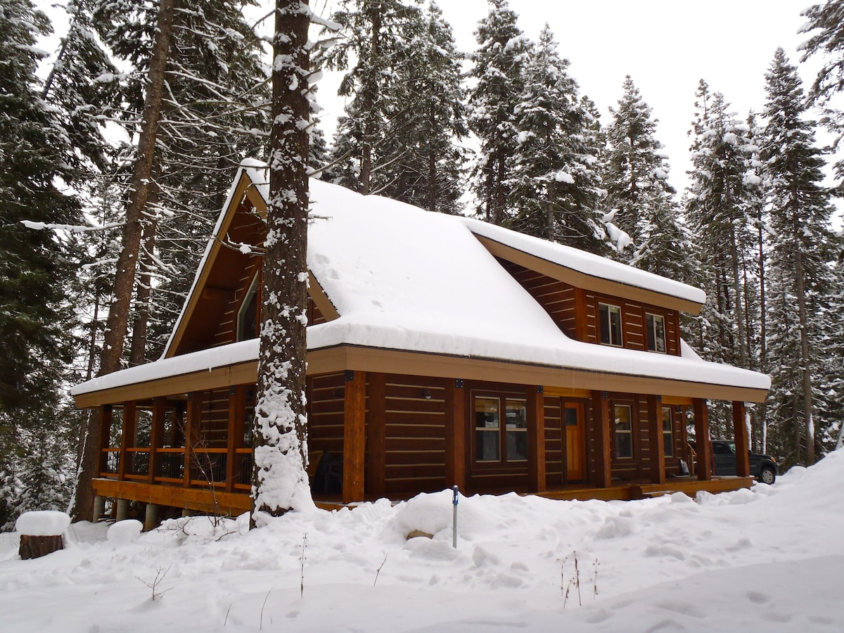 Backcountry Cabin Rental McCall ID  Cabins for Rent in