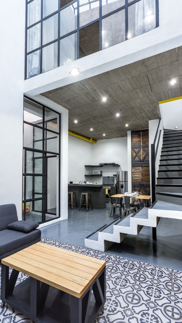 Modern And Brand New Loft With Rooftop Terrace  Lofts For