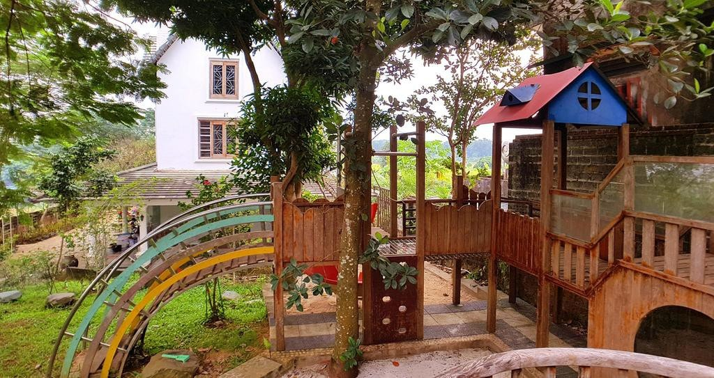 American Cottage Homestay Villa Villas For Rent In Quốc Oai