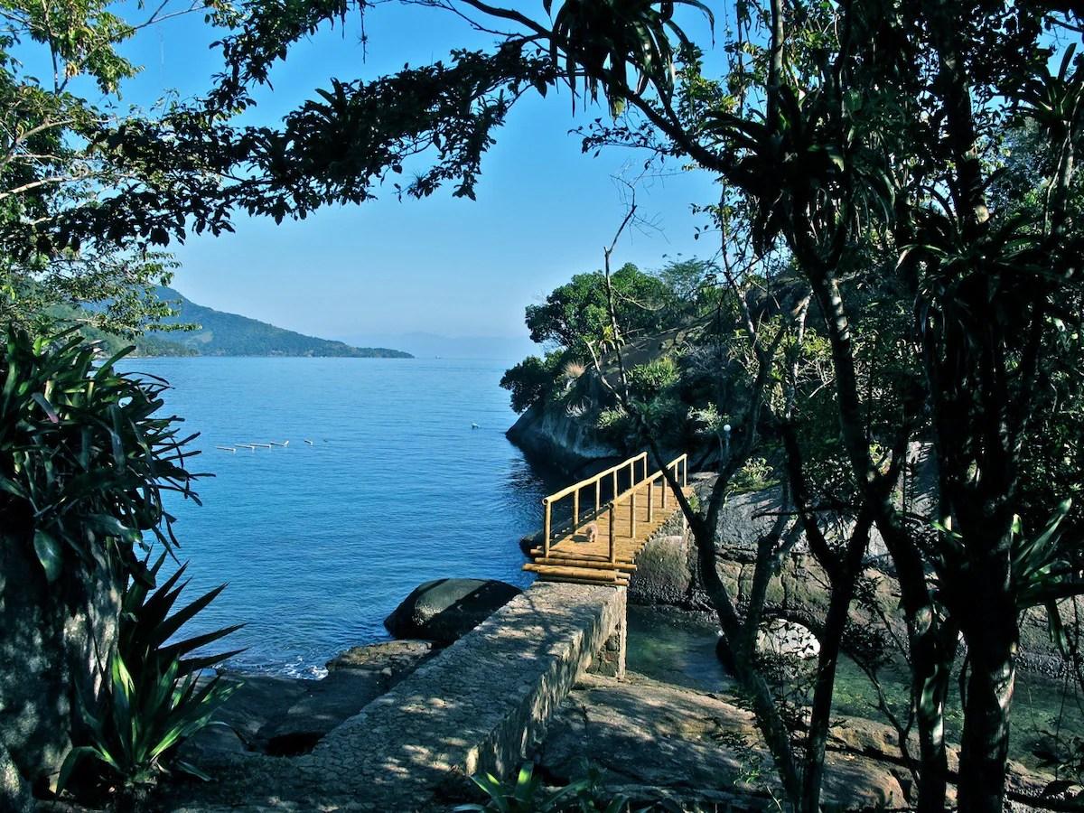 kitchen smoke detector remodel price private island paradise - ilha grande islands for rent ...