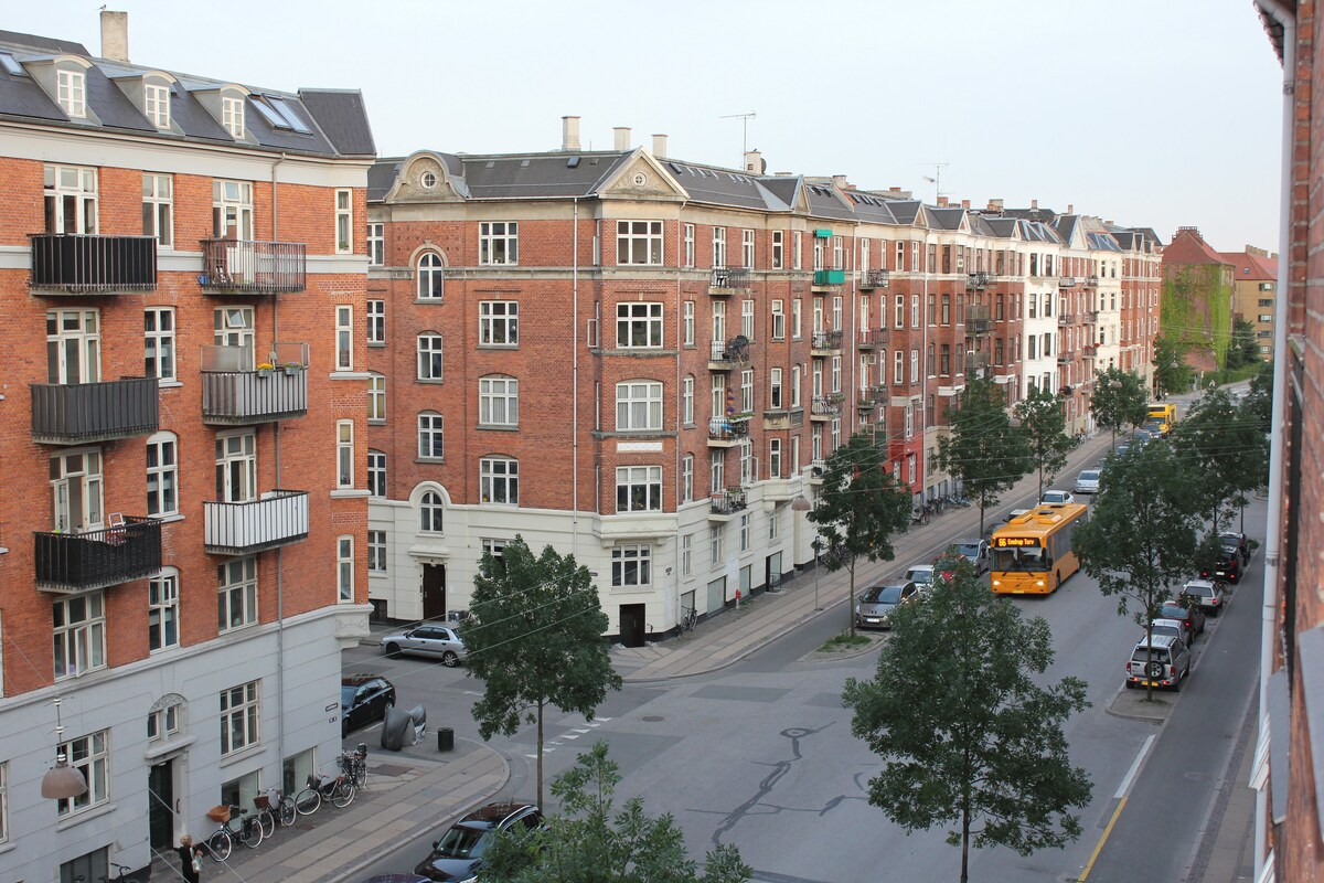Appartment In Copenhagen Norrebro Apartments For Rent