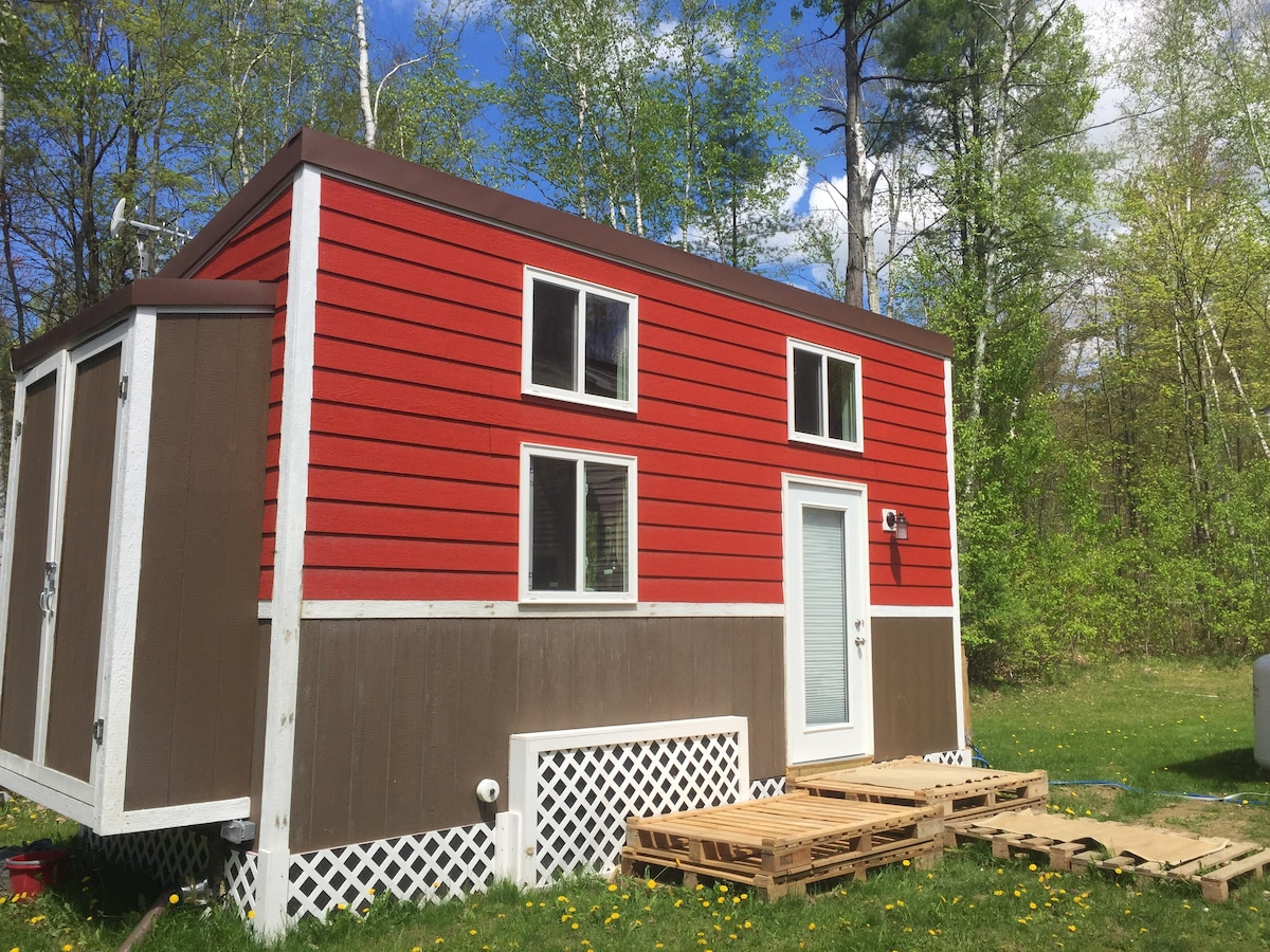 A Beautiful Custom Tiny House In Bristol Vt Houses For