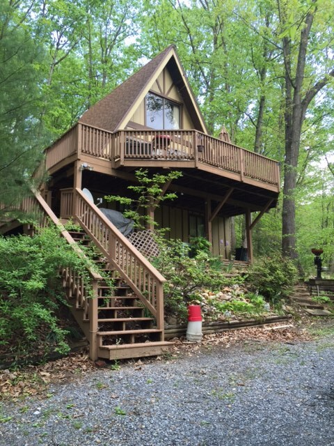 bedroom sofa bed corduroy treehouse - cabins for rent in shenandoah, virginia ...