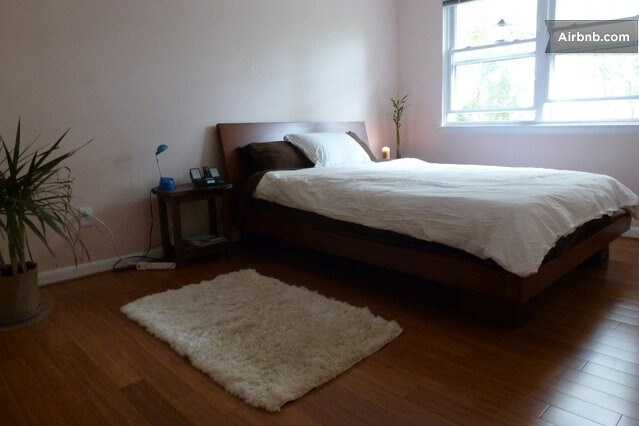 Bamboo Floors Option To Have Twin Size Mattress
