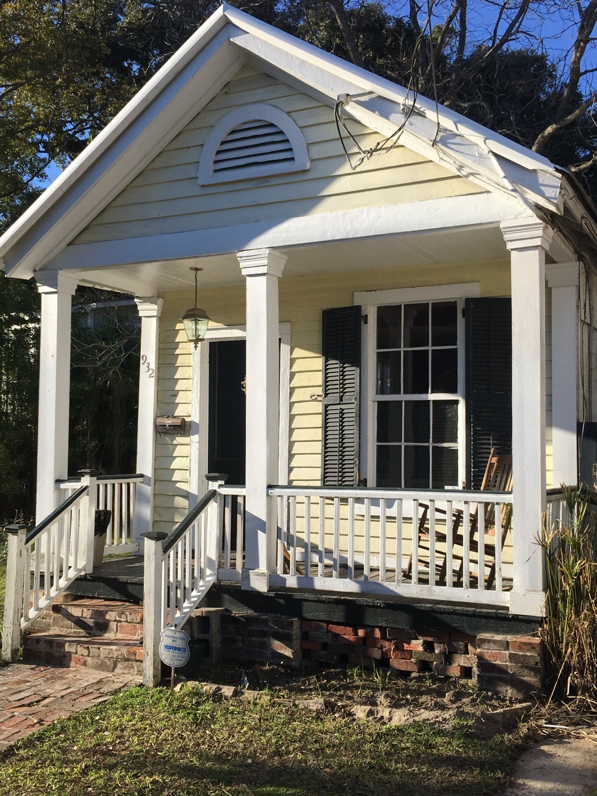 The Original Tiny House Bungalows For Rent In Mobile