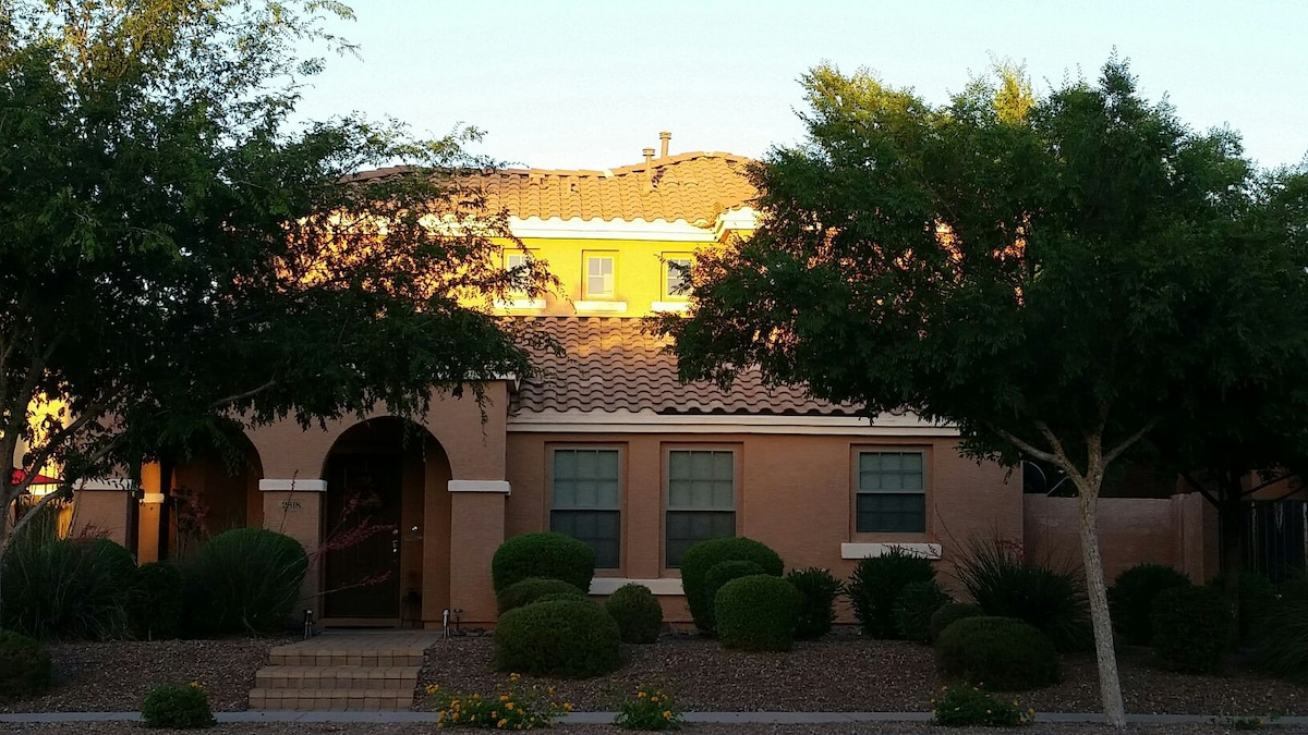 Peaceful home away from home in Gilbert AZ  Houses for