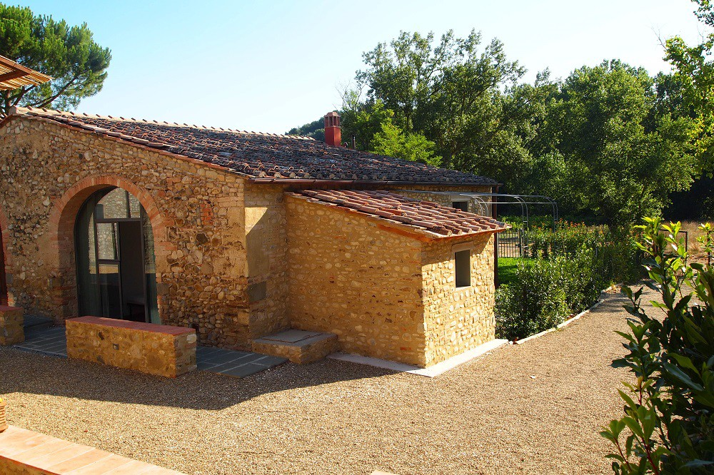 Holiday House in Chianti Hills Houses for Rent in San