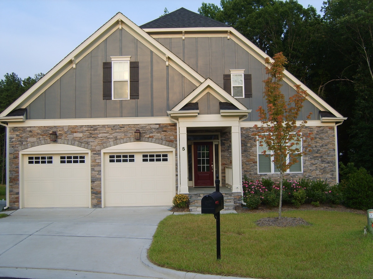 Beautiful Home Chapel Hill Durham Houses For Rent In