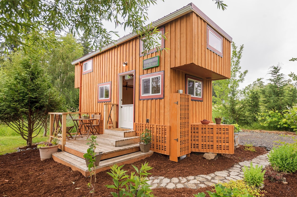 Bellingham Tiny House Bungalows For Rent In Bellingham