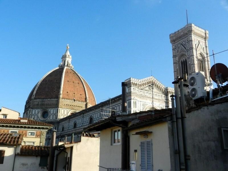 Terrazza sul duomo apt con vista  Apartments in affitto a Firenze Tuscany Italia
