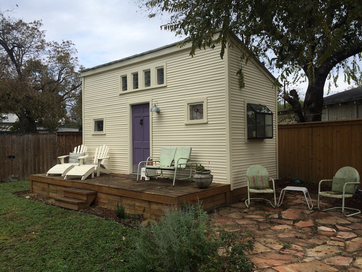 Backyard Tiny House Walk To Pearl Guesthouse For Rent