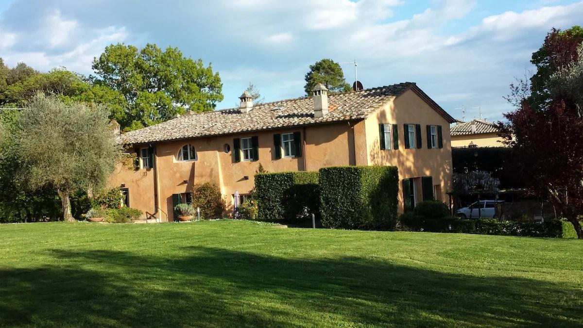 Luxury family Villa in Siena Villas for Rent in Siena