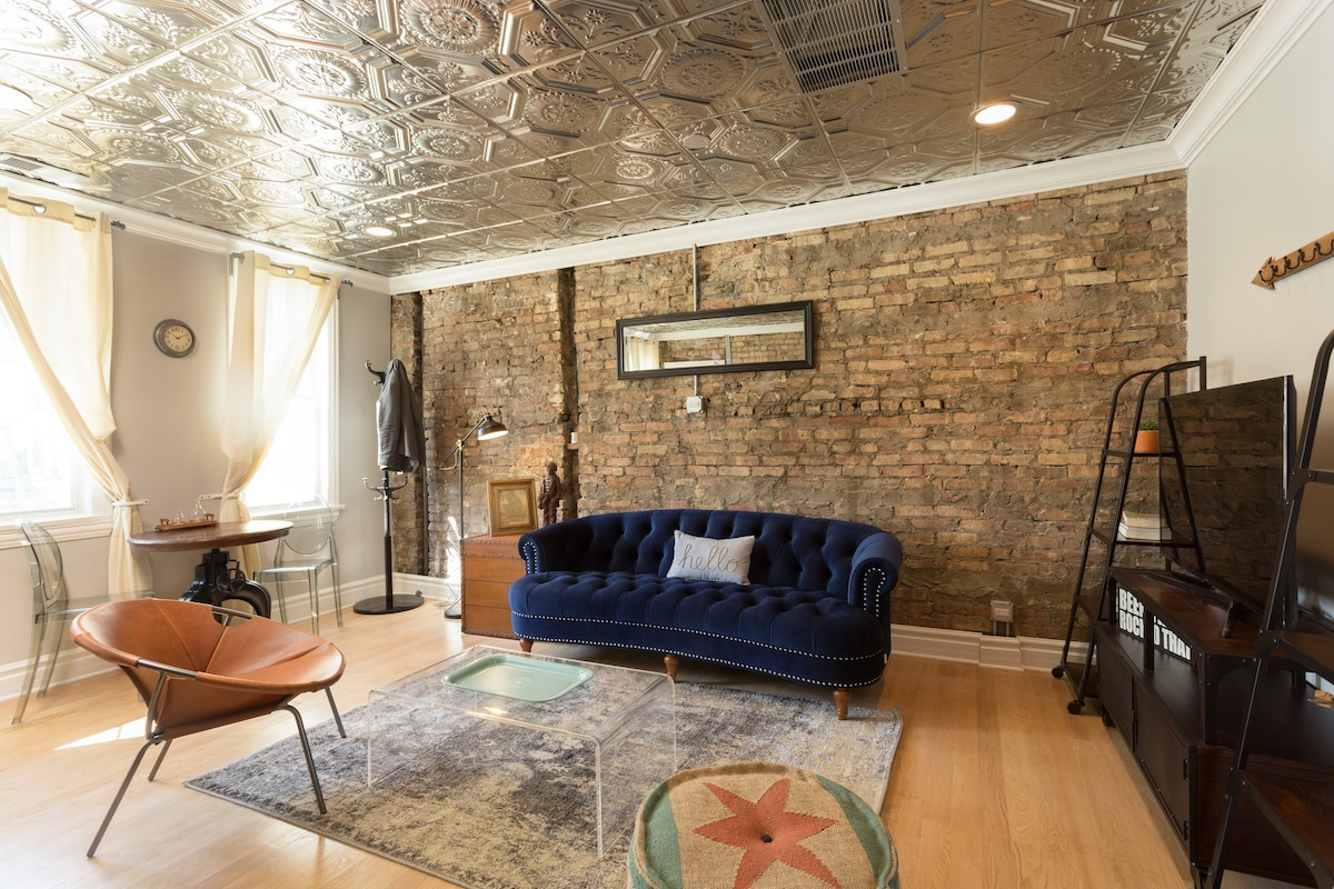 Airbnb Chicago Holiday Rentals Places To Stay