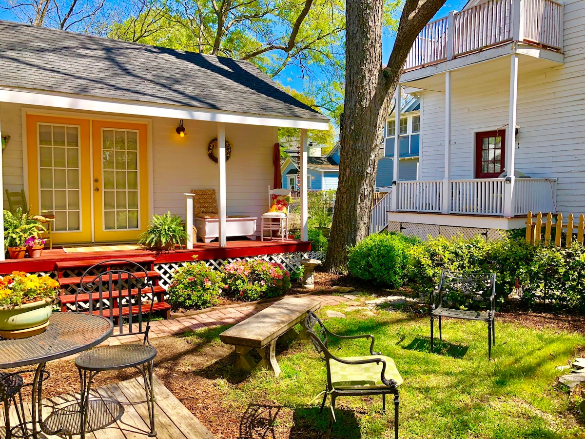 Tiny Guest House Secluded Usc Vista Capitol Dwntwn