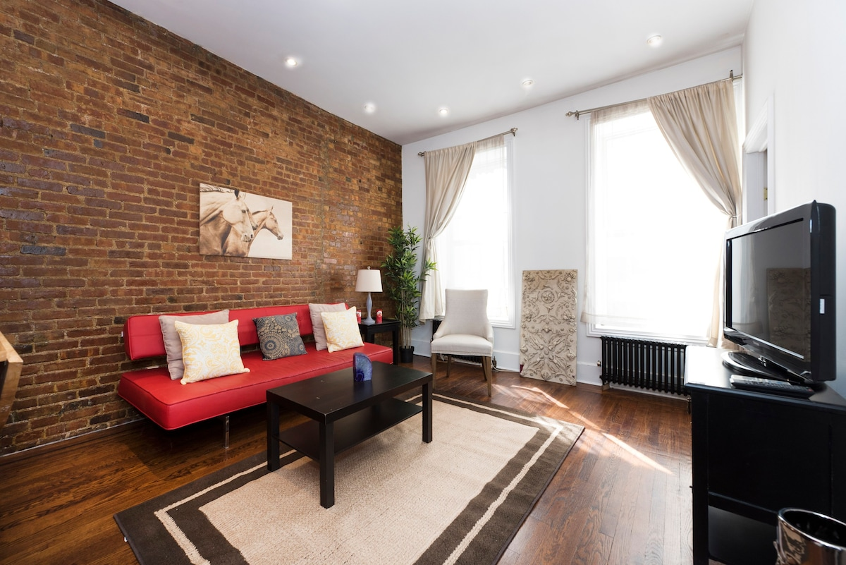 Stylish Sunfilled Loft In Gramercy Nomad Apartments