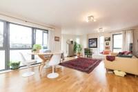2 bedroom, large open plan living area & balcony ...