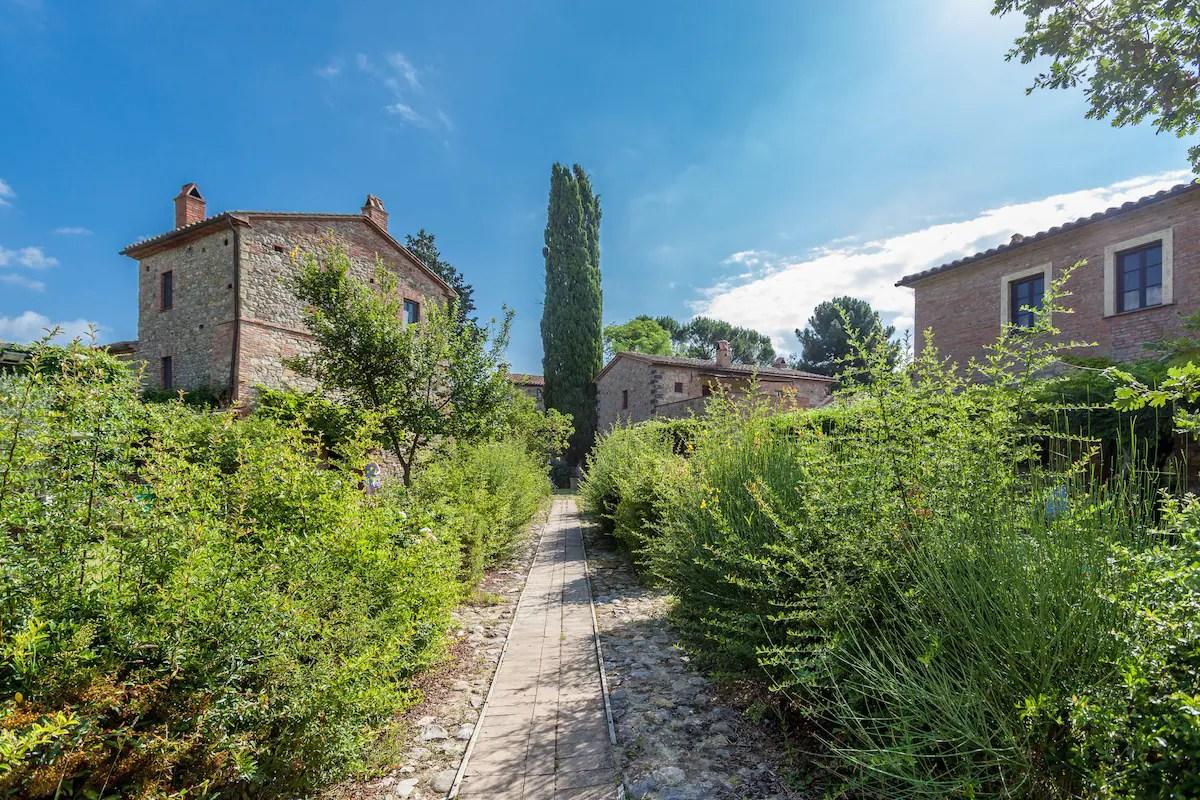 agriturismo borgo santa maria Houses for Rent in
