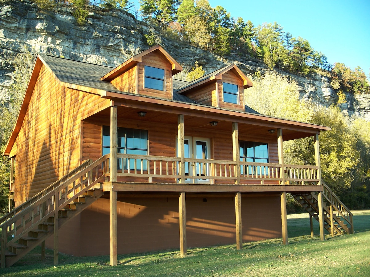 White River Get Away Cabin  2  Calico Rock AR  Cabins