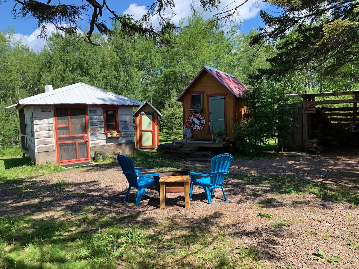 Lucky Buck Tiny House Tiny Houses For Rent In Duluth