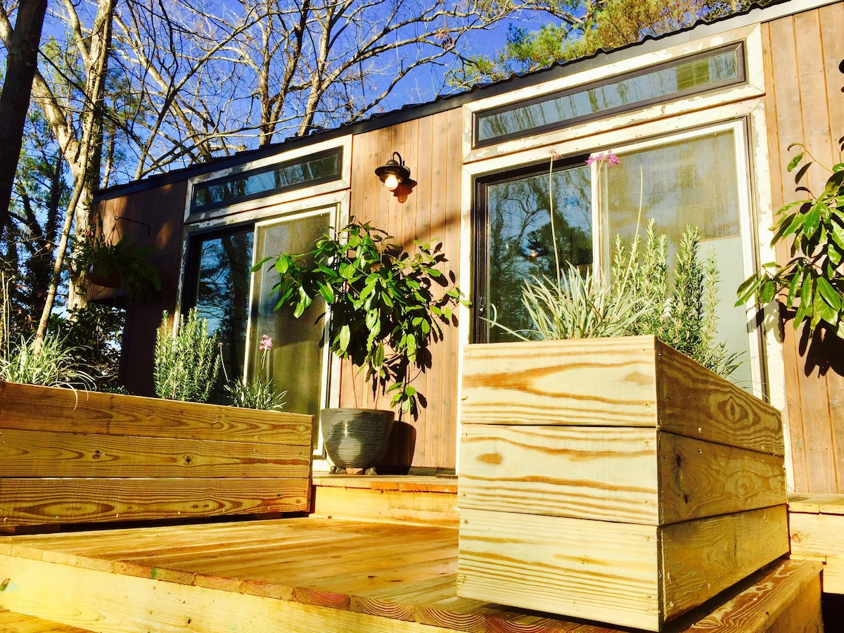 Hgtv Atl Paradise House 2 5 Acres Tiny Houses For Rent