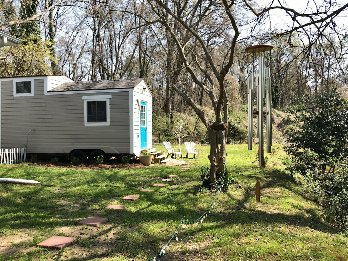 Eav Hipster Tiny House Cabins For Rent In Atlanta