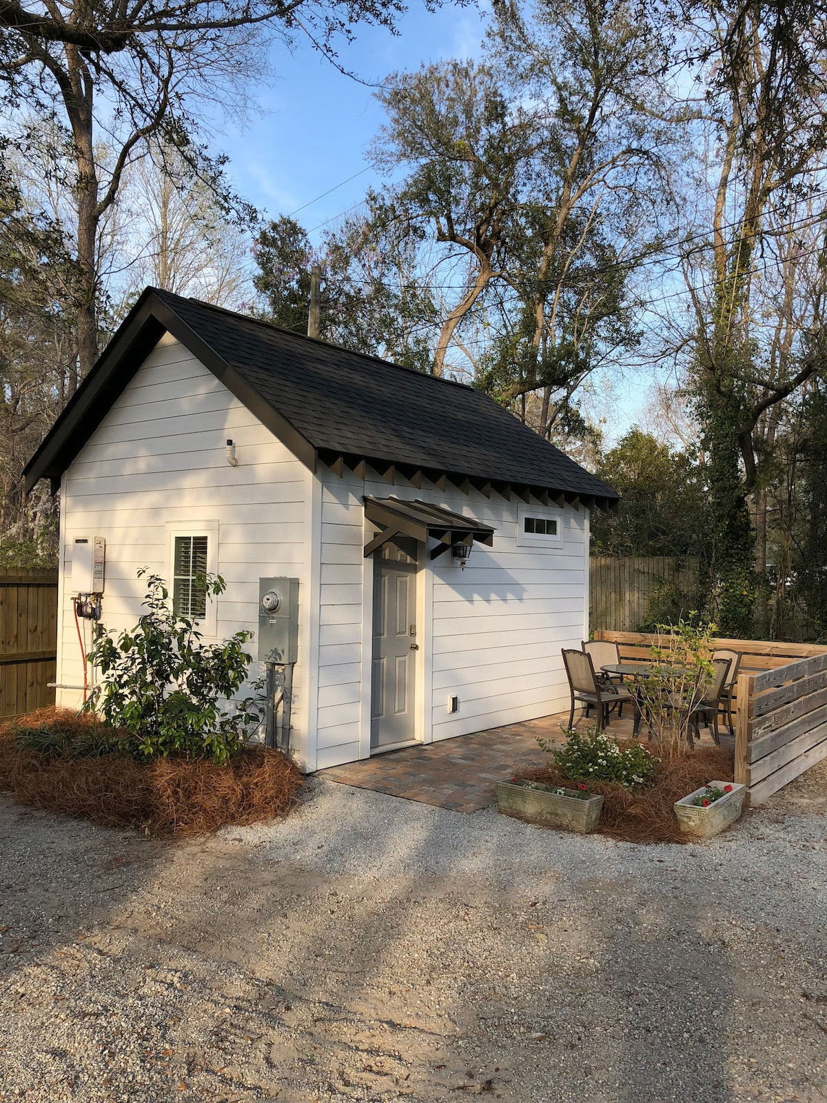 Tiny House Cottage Tiny Houses For Rent In Summerville