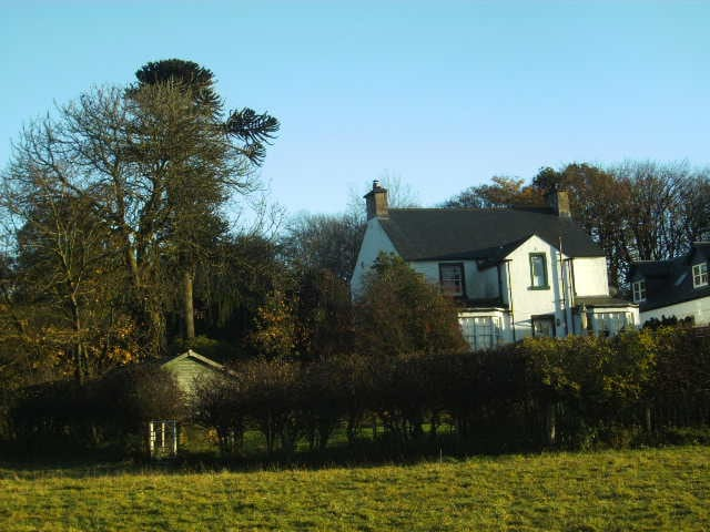 Upper Barr Farmhouse Houses For Rent In Barr Scotland