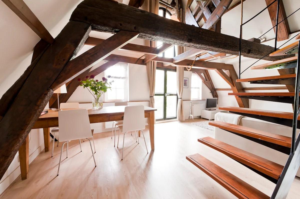 City Centre Loft 4  Apartments zur Miete in Amsterdam North Holland Niederlande