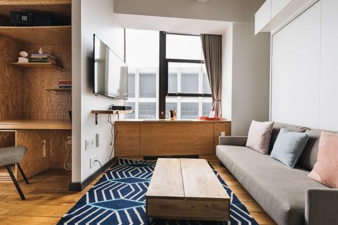 Welive Wall Street Studio Apartment