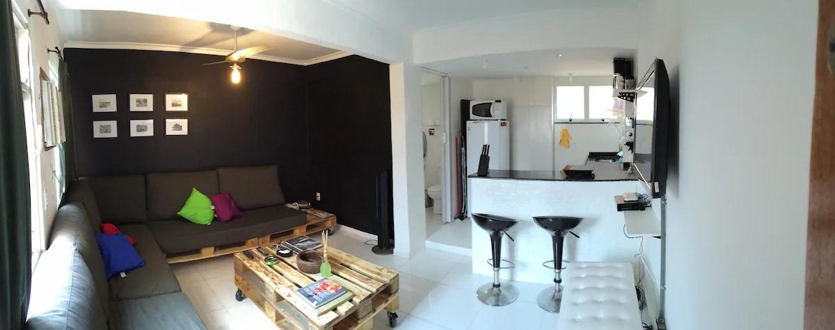 Atelier in der Sdzone Rios  Apartments zur Miete in Rio
