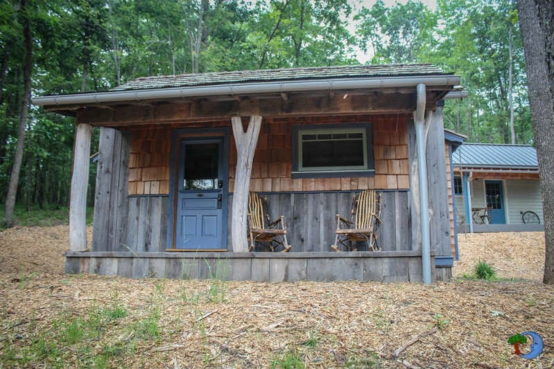 Moonshine Cabin On Deep Creek Lake Tiny Houses For Rent