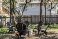 Warm Open Space in South Austin & 2 Fire Pits! - Houses ...