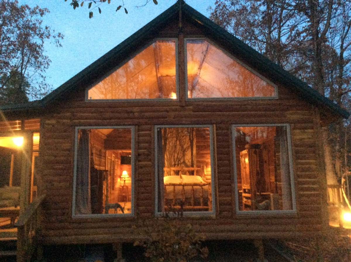 Panther Cabin In the Ozark National Forest  Cabins in affitto a Johnson County Arkansas