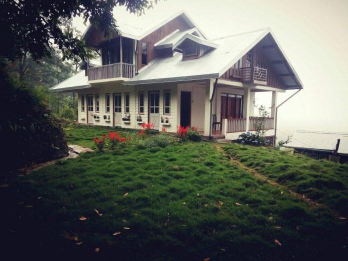 Image result for Green lawn cottage darjeeling hd