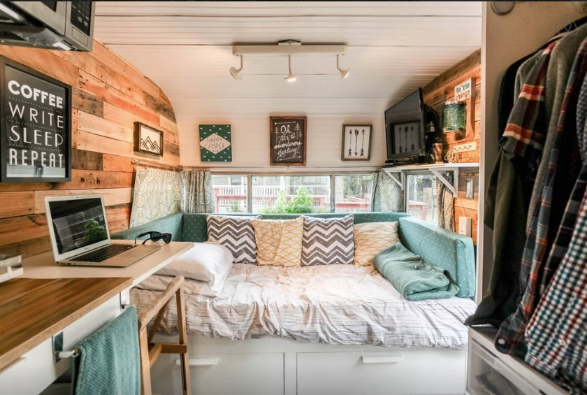 Experience Austin Glamping Motelcamper In Austin Texas