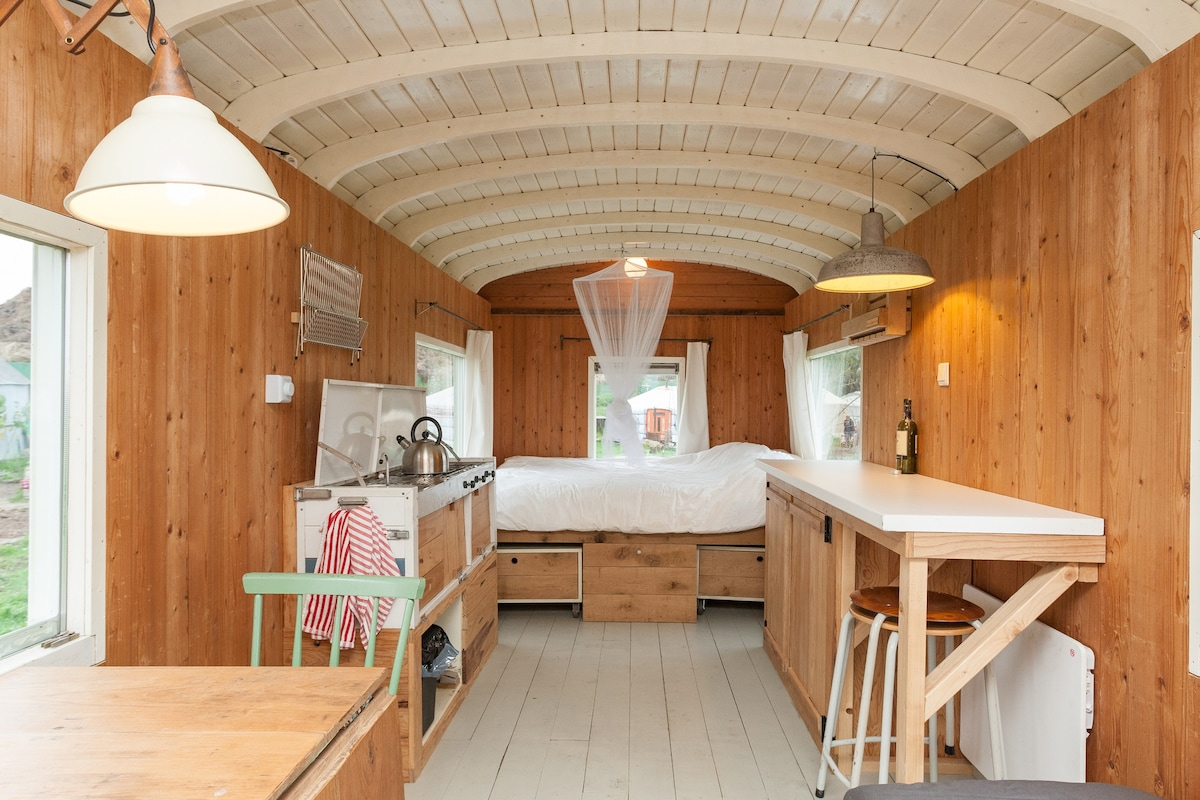 Tiny House On Organic Farm Tiny Houses For Rent In