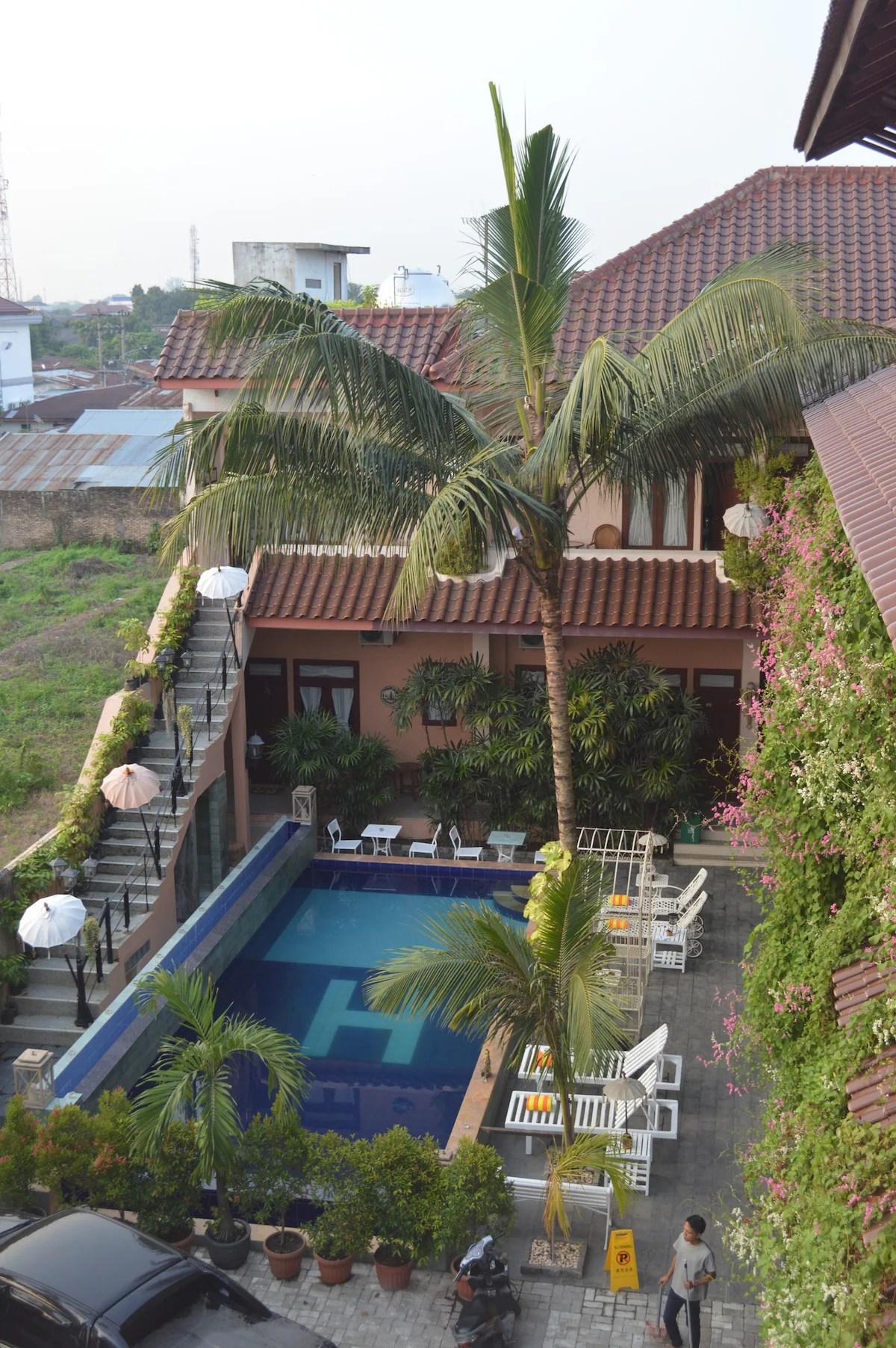 The Best location in Medan Penginapan Murah  Apartemen