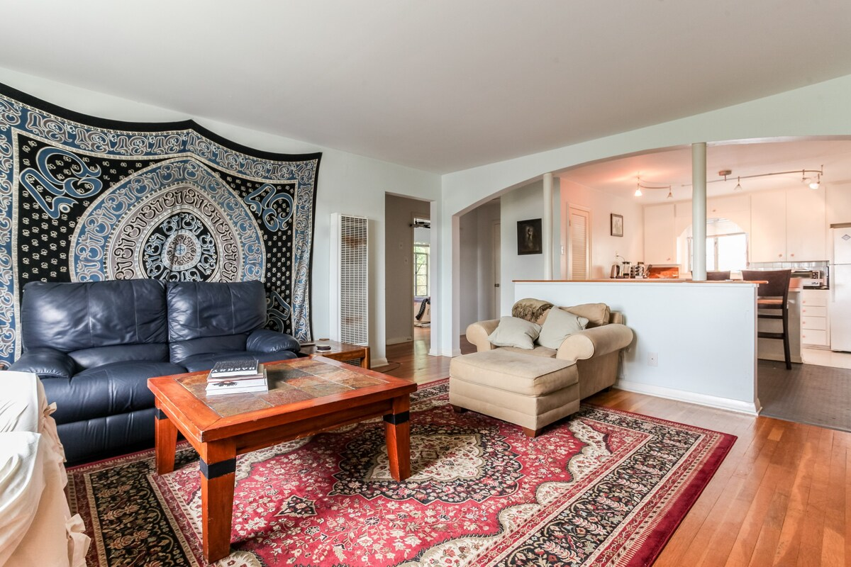 Convenient downtown 2 bedroom apartment SXSW
