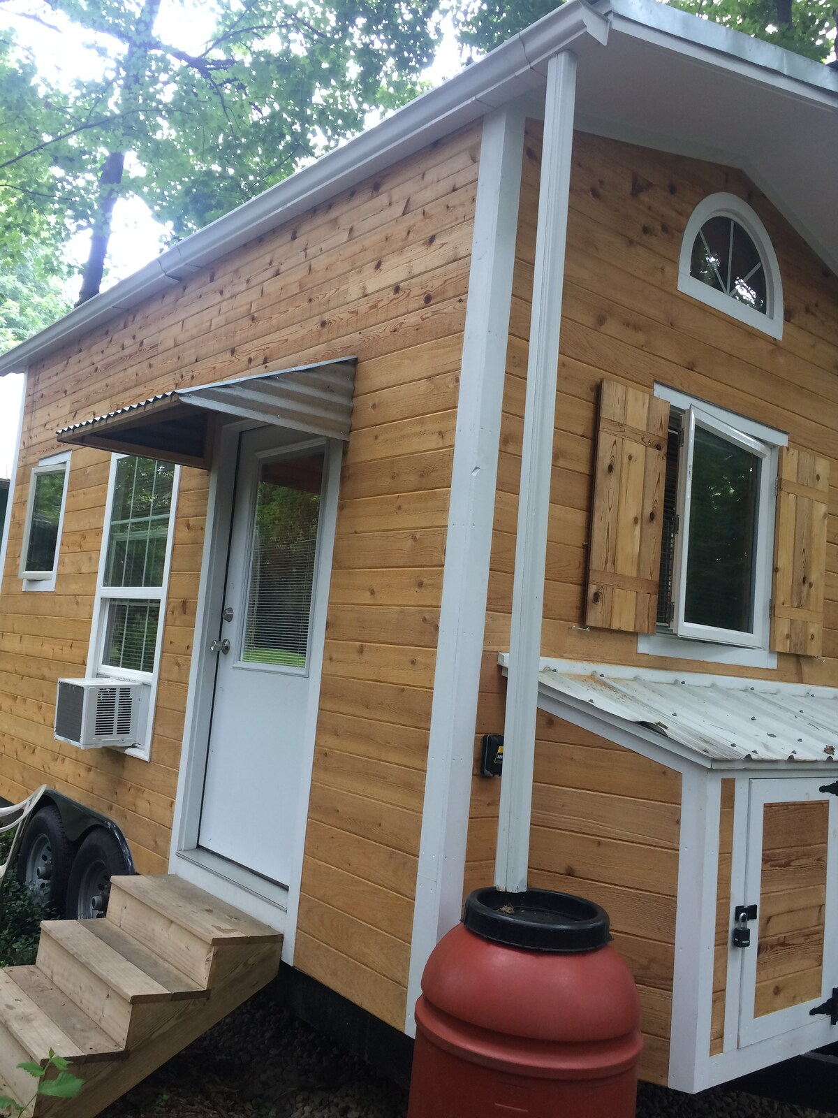Experience The Tiny Perspective Tiny Houses For Rent In