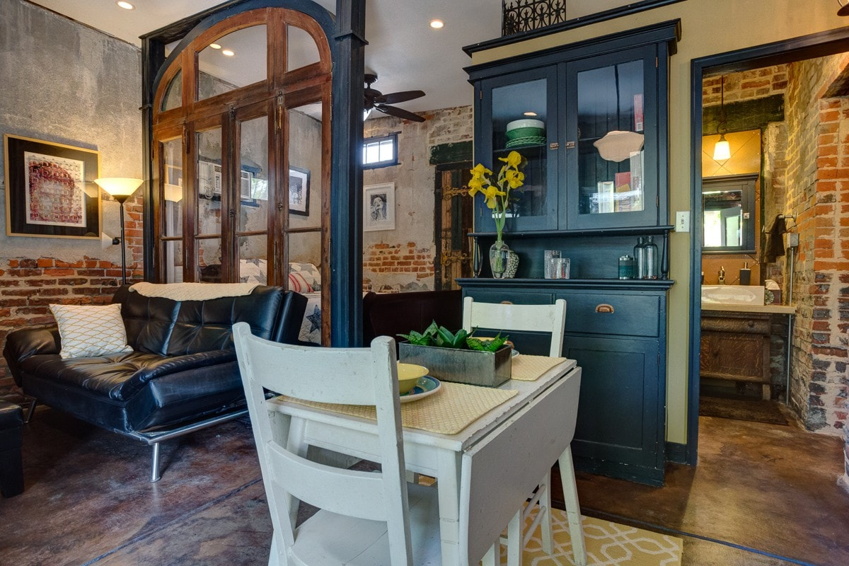 1880s Carriage House In Curtis Park Guesthouses For Rent
