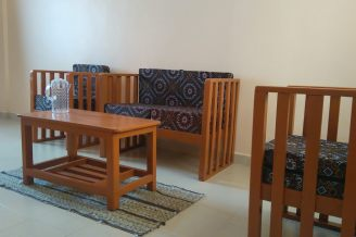 Sample airbnb apartment in Nakuru for as little as USD 11 (ksh 1100)