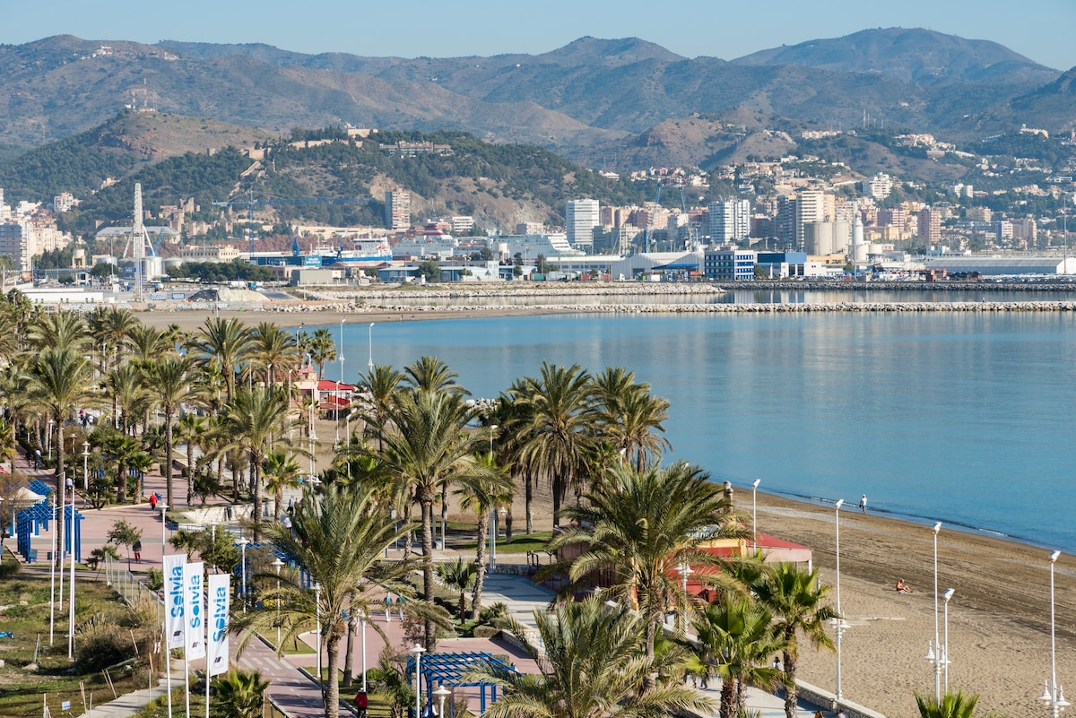 Airbnb Pacifico Malaga Vacation Rentals Places To