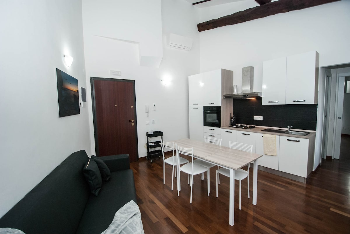 Monfalcone Big apt 10 min from train station Apartments