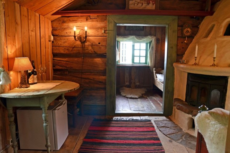 best cabins in Europe
