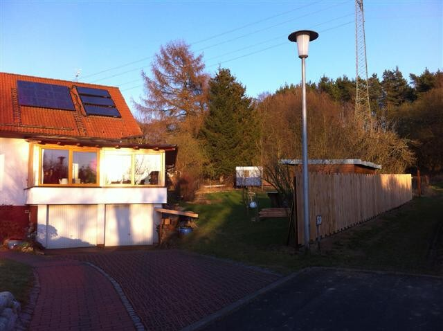 Vagon In The Green Tiny Houses For Rent In Lohfelden